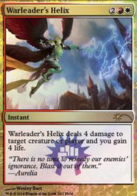 Warleader's Helix - FNM Promos