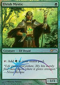 Elvish Mystic - FNM Promos