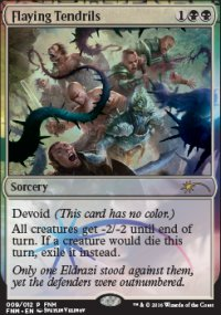 Flaying Tendrils - FNM Promos