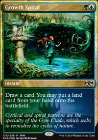 Growth Spiral - FNM Promos