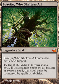 Boseiju, Who Shelters All - From the Vault : Realms