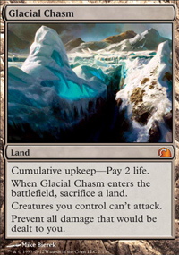 Glacial Chasm - From the Vault : Realms