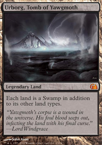 Urborg, Tomb of Yawgmoth - From the Vault : Realms
