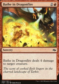 Bathe in Dragonfire - Fate Reforged