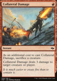 Collateral Damage - Fate Reforged