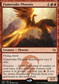 Flamewake Phoenix - Fate Reforged