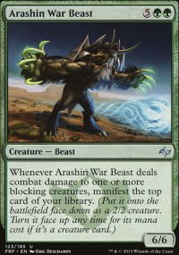 Arashin War Beast - Fate Reforged