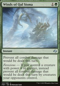 Winds of Qal Sisma - Fate Reforged
