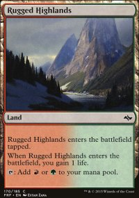 Rugged Highlands - Fate Reforged