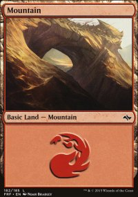 Mountain 1 - Fate Reforged