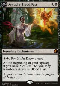 Arguel's Blood Fast - From the Vault: Transform