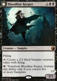 Bloodline Keeper - From the Vault: Transform