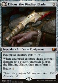 Elbrus, the Binding Blade - From the Vault: Transform