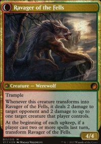 Ravager of the Fells - From the Vault: Transform