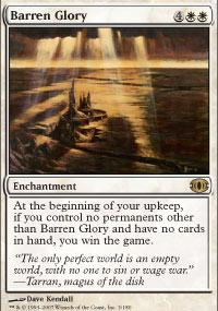 Barren Glory - Future Sight