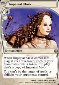 Imperial Mask - Future Sight