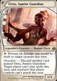Oriss, Samite Guardian - Future Sight