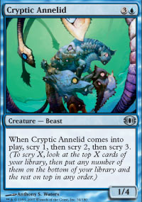 Cryptic Annelid - Future Sight