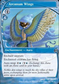 Arcanum Wings - Future Sight