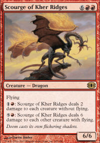 Scourge of Kher Ridges - Future Sight