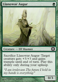 Llanowar Augur - Future Sight