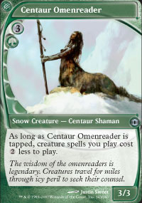 Centaur Omenreader - Future Sight