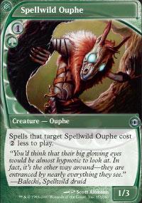 Spellwild Ouphe - Future Sight