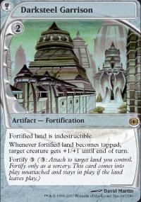 Darksteel Garrison - Future Sight