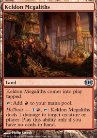 Keldon Megaliths - Future Sight
