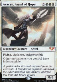 Avacyn, Angel of Hope - From the Vault : Angels