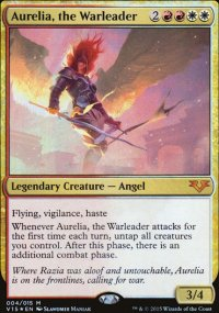 Aurelia, the Warleader - From the Vault : Angels