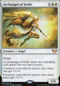 Archangel of Strife - From the Vault : Angels