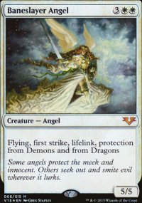 Baneslayer Angel - From the Vault : Angels