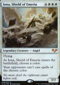 Iona, Shield of Emeria - From the Vault : Angels