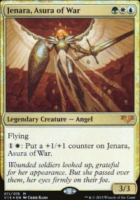 Jenara, Asura of War - From the Vault : Angels