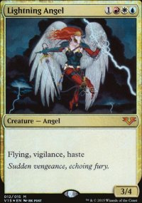 Lightning Angel - From the Vault : Angels