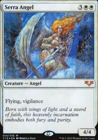 Serra Angel - From the Vault : Angels