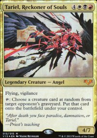 Tariel, Reckoner of Souls - From the Vault : Angels