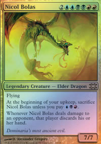 Nicol Bolas - From the Vault : Dragons