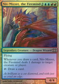 Niv-Mizzet, the Firemind - From the Vault : Dragons