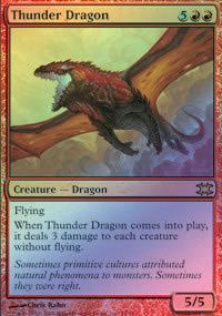 Thunder Dragon - From the Vault : Dragons