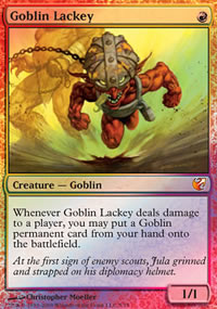 Goblin Lackey - From the Vault : Exiled