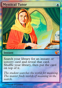 Mystical Tutor - From the Vault : Exiled