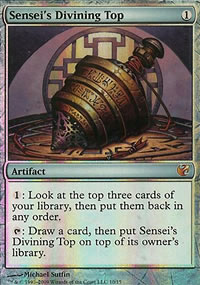 Sensei's Divining Top - From the Vault : Exiled