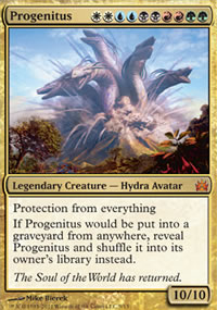 Progenitus - From the Vault : Legends