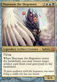 Sharuum the Hegemon - From the Vault : Legends