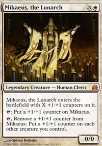 Mikaeus, the Lunarch - From the Vault : Legends