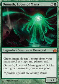 Omnath, Locus of Mana - From the Vault : Legends