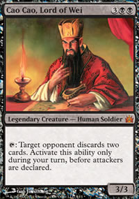 Cao Cao, Lord of Wei - From the Vault : Legends