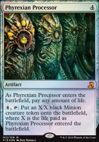 Phyrexian Processor - From the Vault : Lore